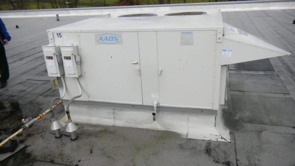 PHB industrial packaged rooftop units