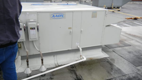 industrial packaged rooftop units PHB