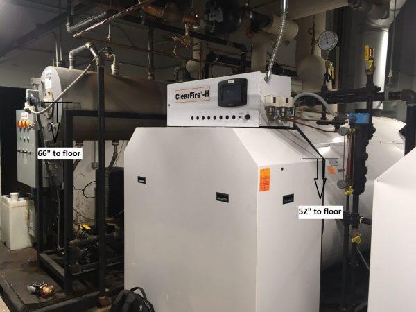 PHB boilers