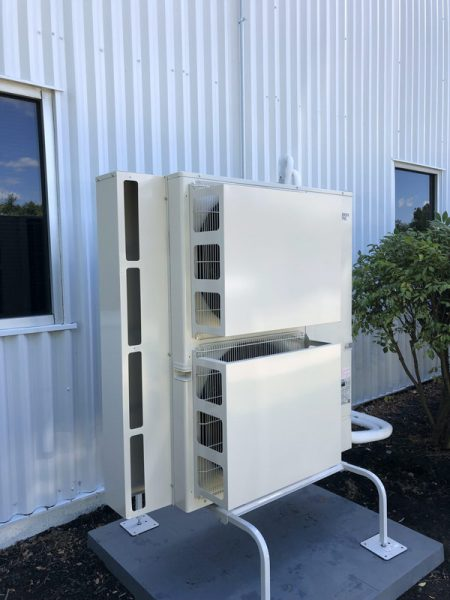 ductless split unit